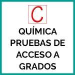 Logo del grupo Química Pruebas de Acceso a Grados