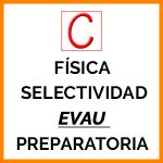 Logo del grupo Física Selectividad EVAU Preparatoria