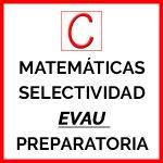 Logo del grupo Matemáticas Selectividad EVAU Preparatoria